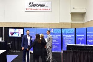 AeroDef 2017 Aerofied Preferred Supplier Pavilion