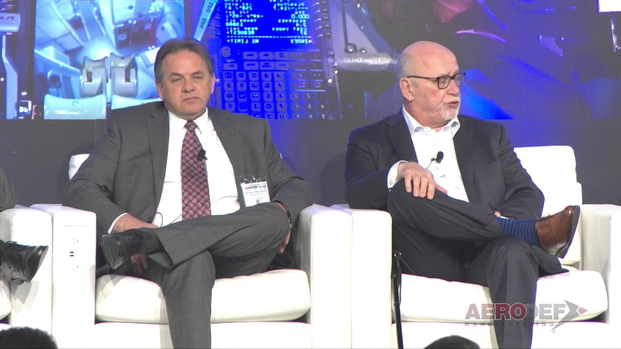 AeroDef 2017 Panel: The Next 100 Years of Air Force Manufacturing Technology
