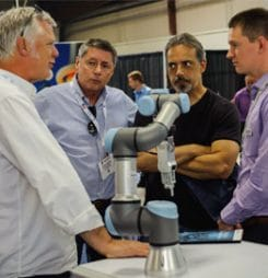 Robotic Systems Integrator Genesis Systems Group Showcasing at AeroDef