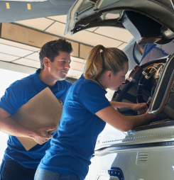 Aerospace Apprenticeship Program Addresses Worker Shortage