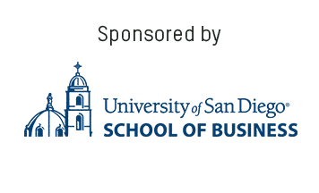 Sponsored by University of San Diego School of Business