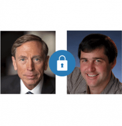 Becoming Cyber Aware: An Issue of National Security – A Fireside Chat with General (Ret.) Petraeus  and Dr. Clifford Neuman